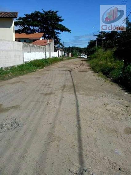 Terreno À Venda, 360 M² Por R$ 55.000,00 - Umuarama - Itanhaém/sp - Te0085