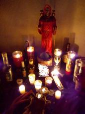Amarre De Amor Con La Santa Muerte Poderoso Y Efectivo