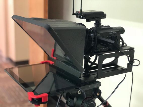 Câmera Filmadora Profissional Sony Pxw-x70 C/ Upgrade 4k Superior Jvc E Canon