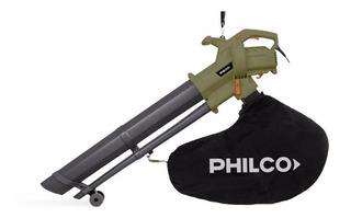 Sopladora Aspiradora Philco 2600w Ruedas Bolsa Electrica