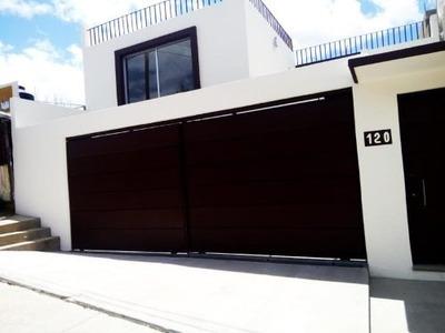 Casa Sola En Venta Loma Bonita