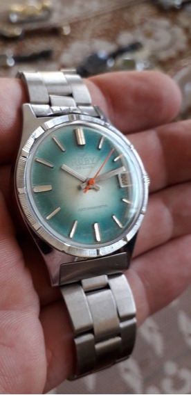 Relógio Ruby Suíço