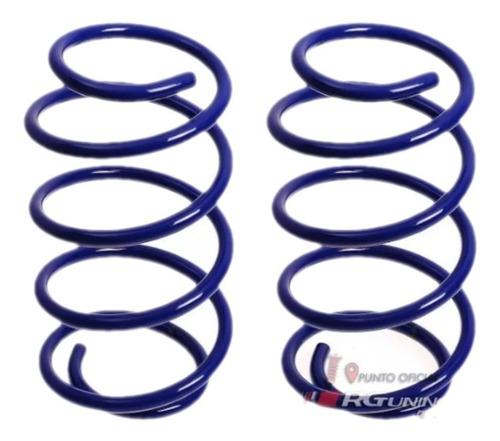 Espirales Progresivos Fiat Uno Novo Ag Kit X2 Delantantero
