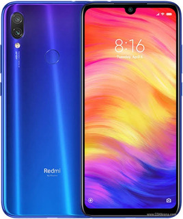 Xiaomi Redmi Note 7 4 Ram 64gb Azul Versao Global