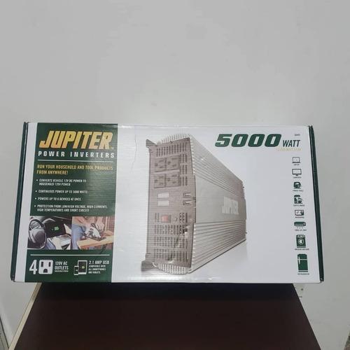 Inversor De Corriente Convertidor De 12v A 110v 5000 Watts