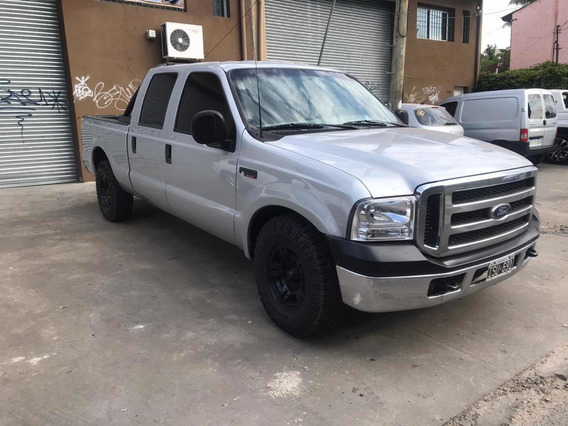Ford F-100 Xlt 4x2 Doble Cabina