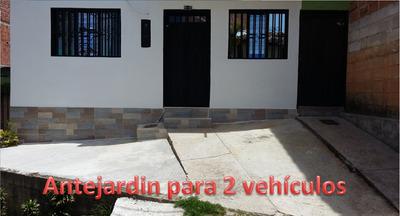 Casa 1 Piso En El Sector Maria Auxiliadora Marinilla