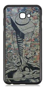 Funda Case Avengers Thor Comic Galaxy J4 S9 A6 Neo Pro Ymas