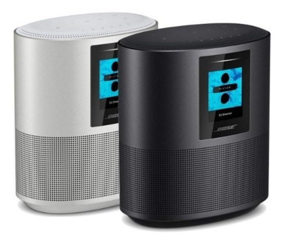Bose Home Speaker 500 Wi-fi Bluetooth Apple Airplay 2 Prata