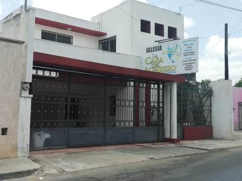 Vendo Casa En Colonia Centro De Mérida