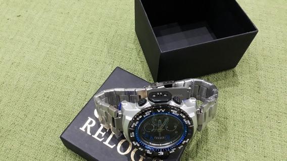 Relógio Relog,s Sporte Aprova De Água
