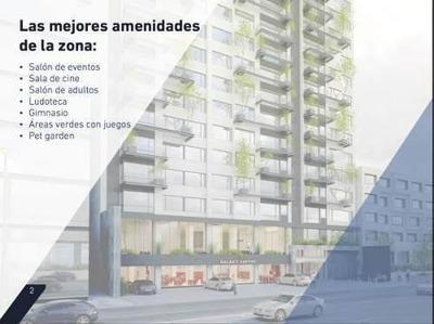 Metro Villa De Cortés. Colonia Postal. Preventa Departamento