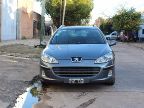 Peugeot 407 Sw Motor Hdi 2 Litros Naftero Executive