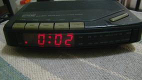 Rádio Relógio Cce Dle 390x
