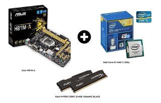 Combo Actualizacion I5 4460 + 8 Gb Ram + Motherboard