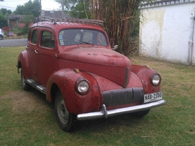 Willys Americard 1941