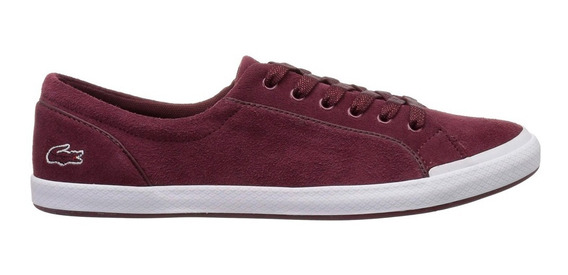 Tenis Atleticos Lancelle Caw Burg Mujer Lacoste Lc0002