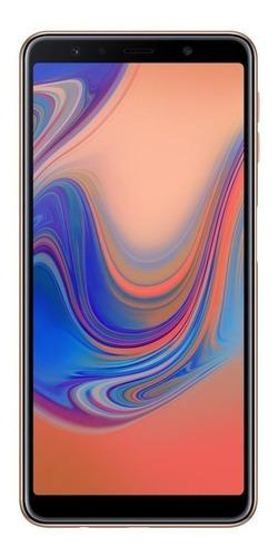 Samsung Galaxy A7 (2018) Dual SIM 128 GB Dourado 4 GB RAM