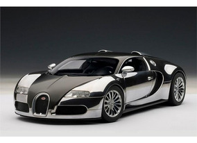 Bugatti Veyron 16.4 Pur Sang Aluminum Autoart 1:18
