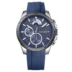 Relógio Tommy Hilfiger Man Decker Azul