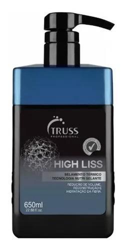 Truss High Liss Selamento Volume 650ml- Original