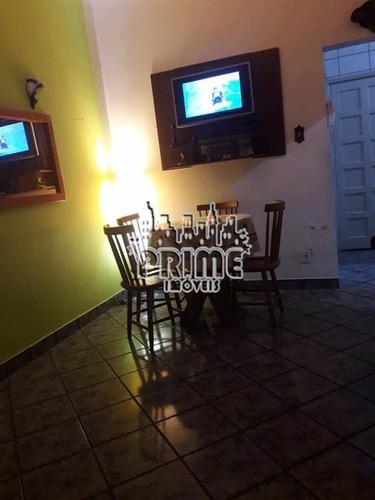 Imagem 1 de 22 de Apartamento, 1 Dorms Com 35 M² - Cidade Ocian - Praia Grande - Ref.: Pr2176 - Pr2176