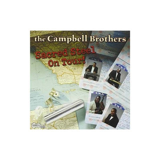 Campbell Brothers Sacred Steel On Tour Usa Import Cd Nuevo
