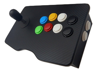 Control Ps4 Pc Alambrico Jostick Arcade Emulador Pc