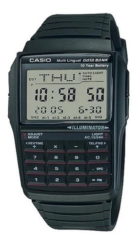 Reloj Casio Dbc-32 Calculadora Iluminator Original Garantía