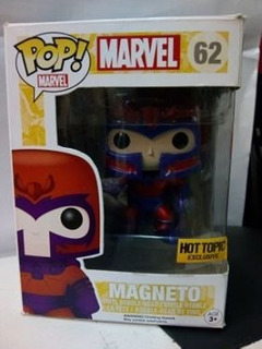 Figura Funko Pop! # 62 Marvel Magneto Hot Topic Exclusive