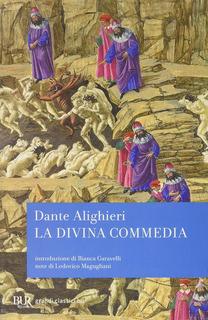 La Divina Commedia - En Italiano - Dante Alighieri