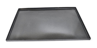 Bandeja Chapa Enlozada 45x70cm. Pack X 10 Unidades