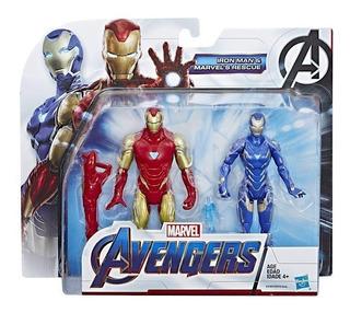 Iron Man Ironman Mark 85 Y Rescue Avengers Endgame End Game