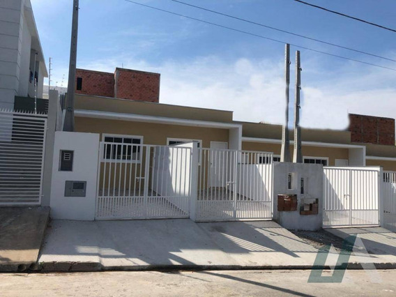 Casa Com 2 Dormitórios À Venda, 52 M² Por R$ 150.000 - Jardim Eucalíptos - Sorocaba/sp - Ca0797