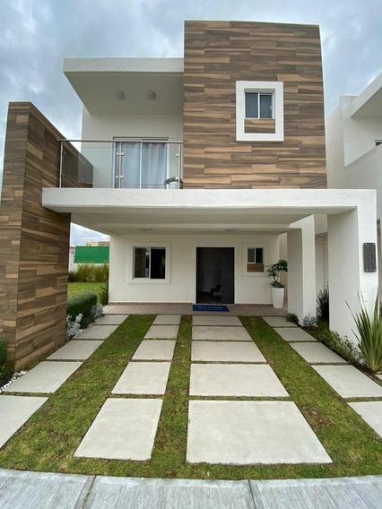 Casa En Venta En Residencial Olivenza, Modelo Zaera