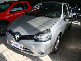 Renault Clio 1.0 16v Authentique Hi-power 5p 2015