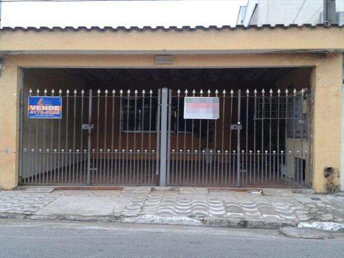 Imagem 1 de 3 de Casa Com 2 Dorms, Paulicéia, São Bernardo Do Campo - R$ 530 Mil, Cod: 1760 - V1760