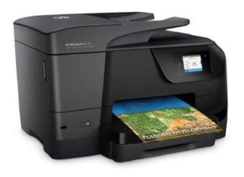 Multifuncional Hp Officejet Pro 8710 Nova,c/ Nf E Garantia