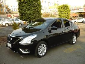 Nissan Versa Automatico 1dueño Factura Agencia Excelente