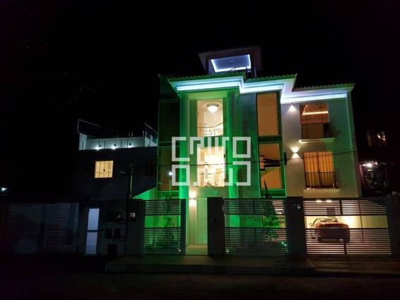 Casa Com 4 Dormitórios À Venda, 425 M² Por R$ 3.500.000 - Camboinhas - Niterói/rj - Ca0043