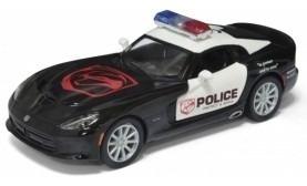 Miniatura Viper Gts Polícia