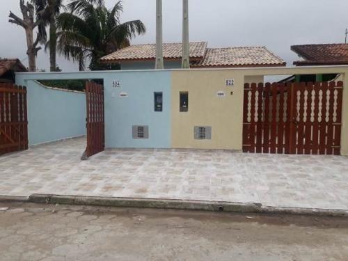 Casa No Bairro Savoy, Em Itanhaém, Litoral Sul Sp Cod.6760