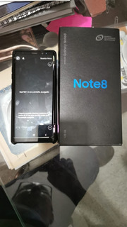 Celular Galaxy Note 8 Usado