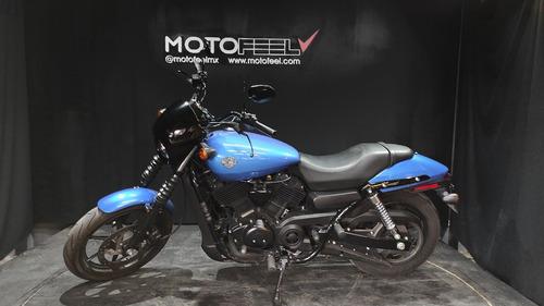 Imagen 1 de 8 de Motofeel Cdmx - Harley Davidson Street 500 @motofeelmx