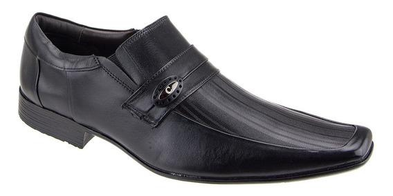 Sapato Social Calvest Tamanho Grande N 45 A 49