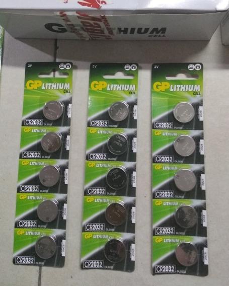 Bateria Pila Lithium Gp Cr2032