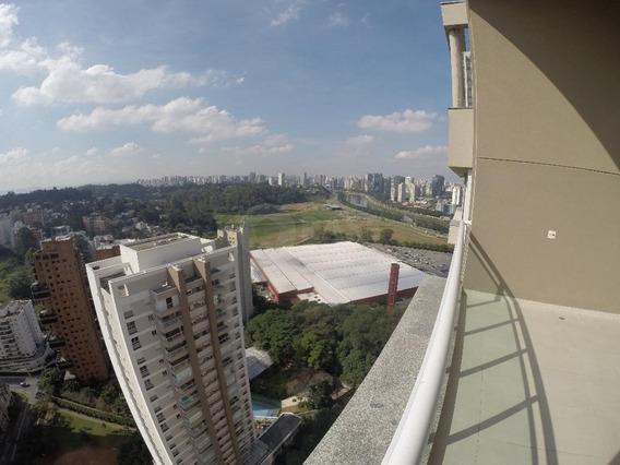 Cobertura Residencial À Venda, Panamby, São Paulo. - Co0041