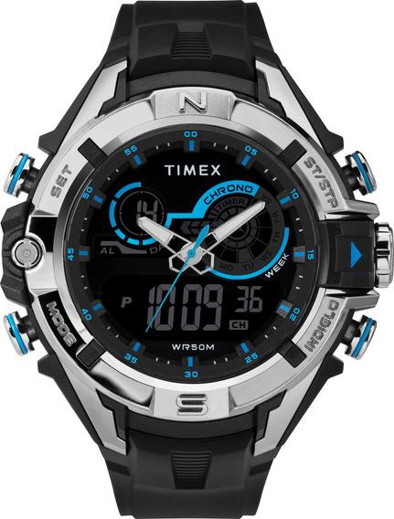 Relógio Timex Estilo De Vida Digital (47 Mm) - Tw5m23000
