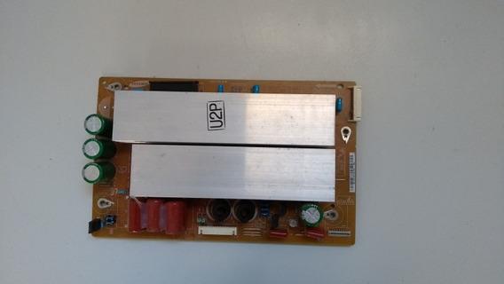 Placa Z.sus Samsung Pl50c450b1 ! 100% Funcionando