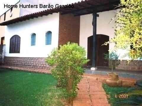 Casa Com 3 Dormitórios Para Alugar, 256 M² Por R$ 12.000,00 - Cidade Universitária - Campinas/sp - Ca2158
